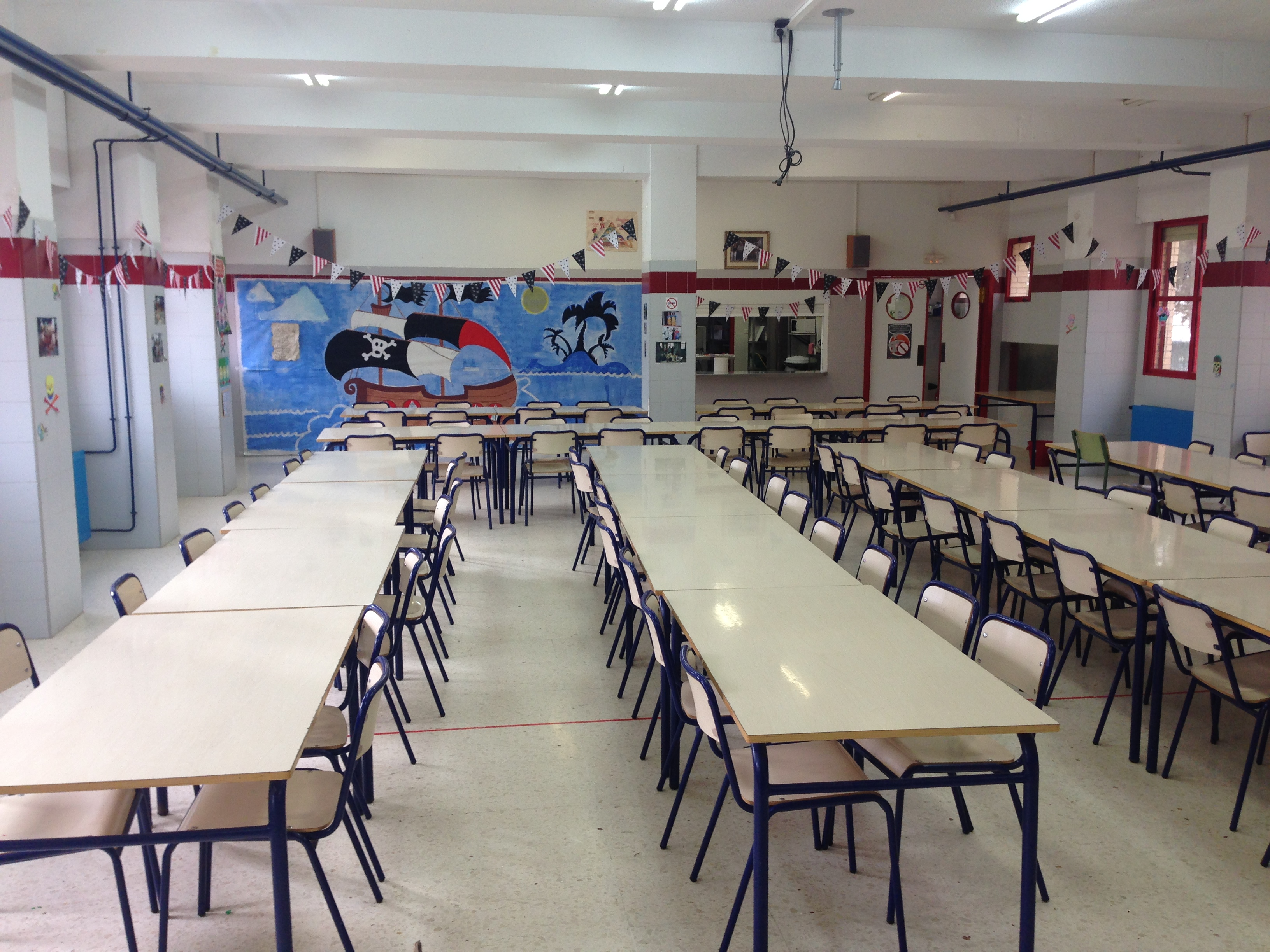 Comedor escolar colegio san francisco de as s de dolores for Comedor de escuela