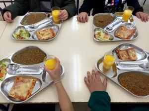 Día de comedor en el Sanfran. 15/12/2015