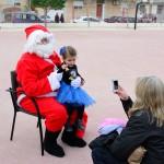 Llega Papá Noel al Sanfran.