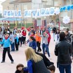 Festival de Bailes y Villancicos.