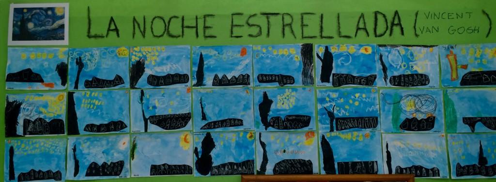 Dibujos realizados por l@s alumn@s de 4 AÑOS INFANTIL con motivo del Proyecto de Trabajo.