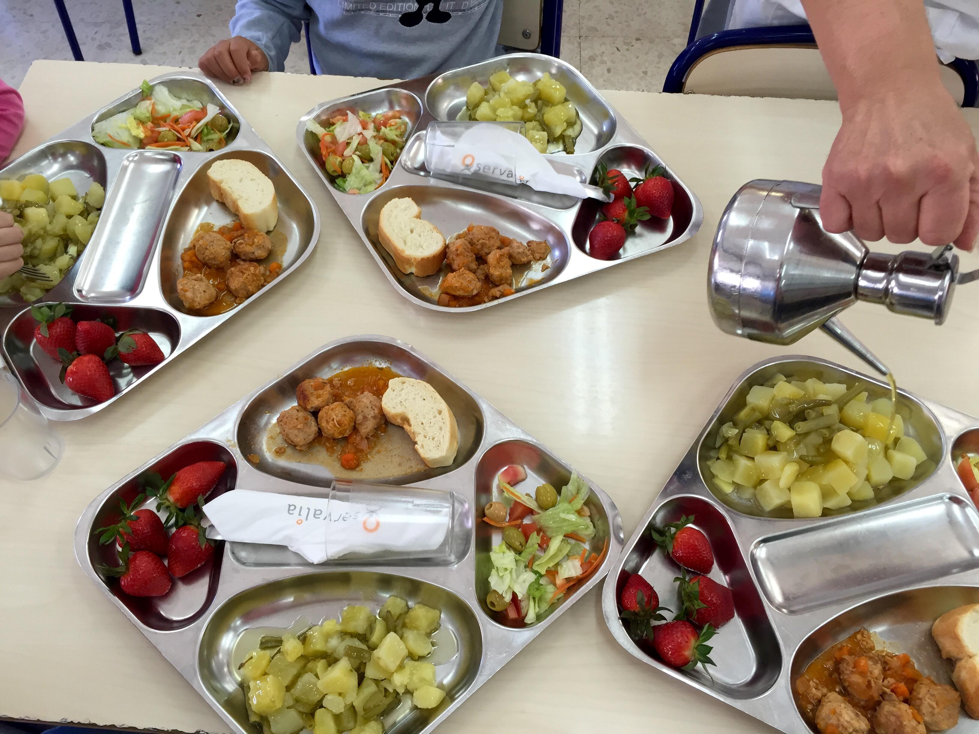 Comedor Escolar – Colegio San Francisco de Asís de Dolores