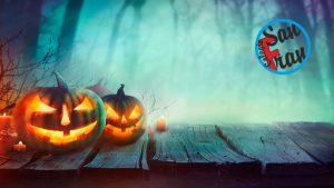 HALLOWEEN portada 3 logo
